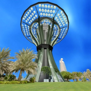 sustainable architecture- bahrain - solar