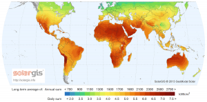 Global - Sun - Belt - Solar - Middle East