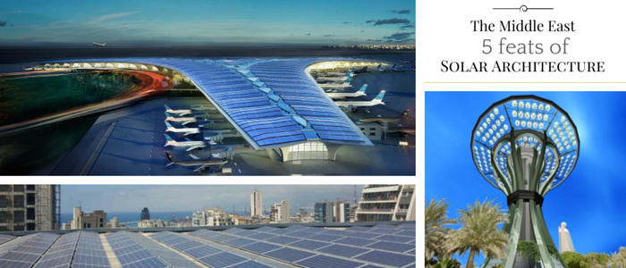 Blogpost - Solar Architecture - Middle East - Solar Power